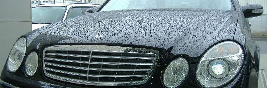 洗車バナー